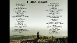 FULL ALBUM FIERSA BESARI