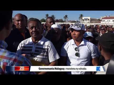 INFO K MADA: PRM Morondava DU 25 MAI 2019 BY KOLO TV