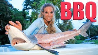 How to Catch, Clean & Cook BLACKTIP SHARK!