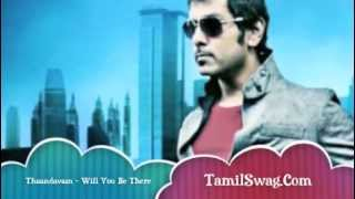 Thaandavam (2012) - Will You Be There HD TAMIL MOVIE MP3 SONG