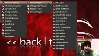 ¿Que es backtrack?-herramienta para testing de seguridad