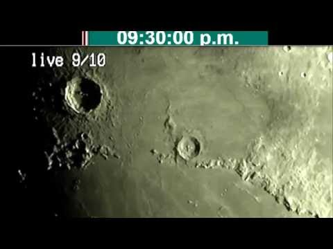 The Moon Live Stream 9-10-16