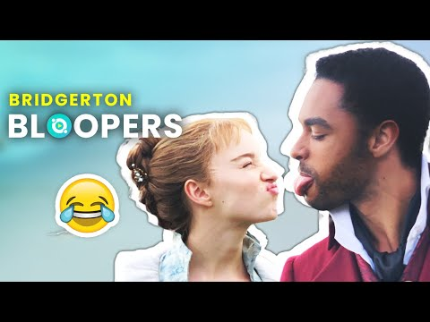 Bridgerton: Hilarious Bloopers And Behind The Scenes Moments | OSSA Movies