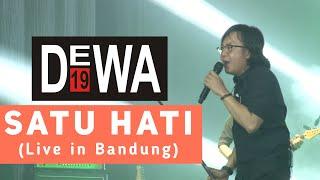 Download lagu Dewa 19 feat. Ari Lasso - Satu Hati & Pupus (Medley) | Live in Bandung