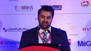 13th WES, Mumbai: Inaugural Session- Ryan Pinto, CEO, Ryan International Group...