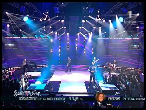 Peter Cmorik Band - Mam ta rad (Eurosong 2010)