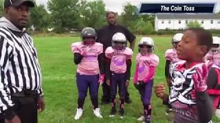 Midwest National Sports - Ravens9u vs Columbus Raiders 9u #GOTW7