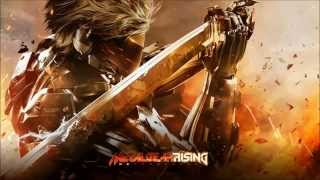 Metal Gear Rising Revengeance last boss background music (FULL VERSION)