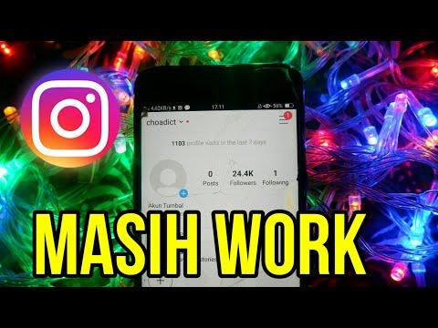 Cara Menambah Followers Instagram Gampang Sekali