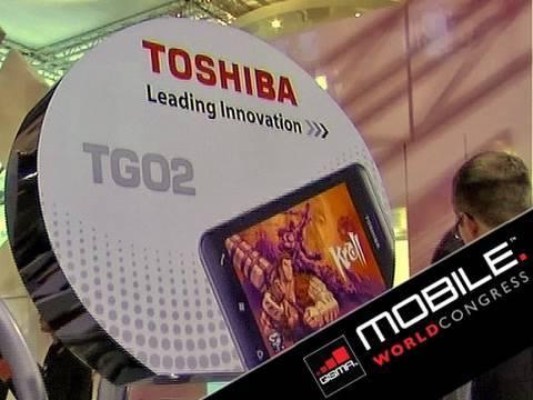 Toshiba punta sui display capacitivi per TG02 e K01 - TVtech