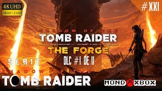 [4K] Shadow of the Tomb Raider serie #21, Forja del destino #1 para Xbox One X |MondoXbox