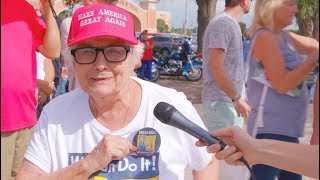 Trump Supporters Explain Why They Love Him