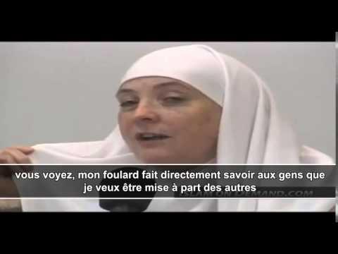 Meilleure explication sur la voile islamique