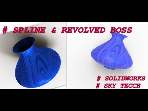 SolidWorks Tutorial #2- Pot
