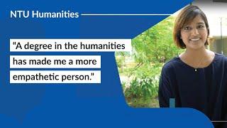 Career Options with NTU School of Humanities: Shila