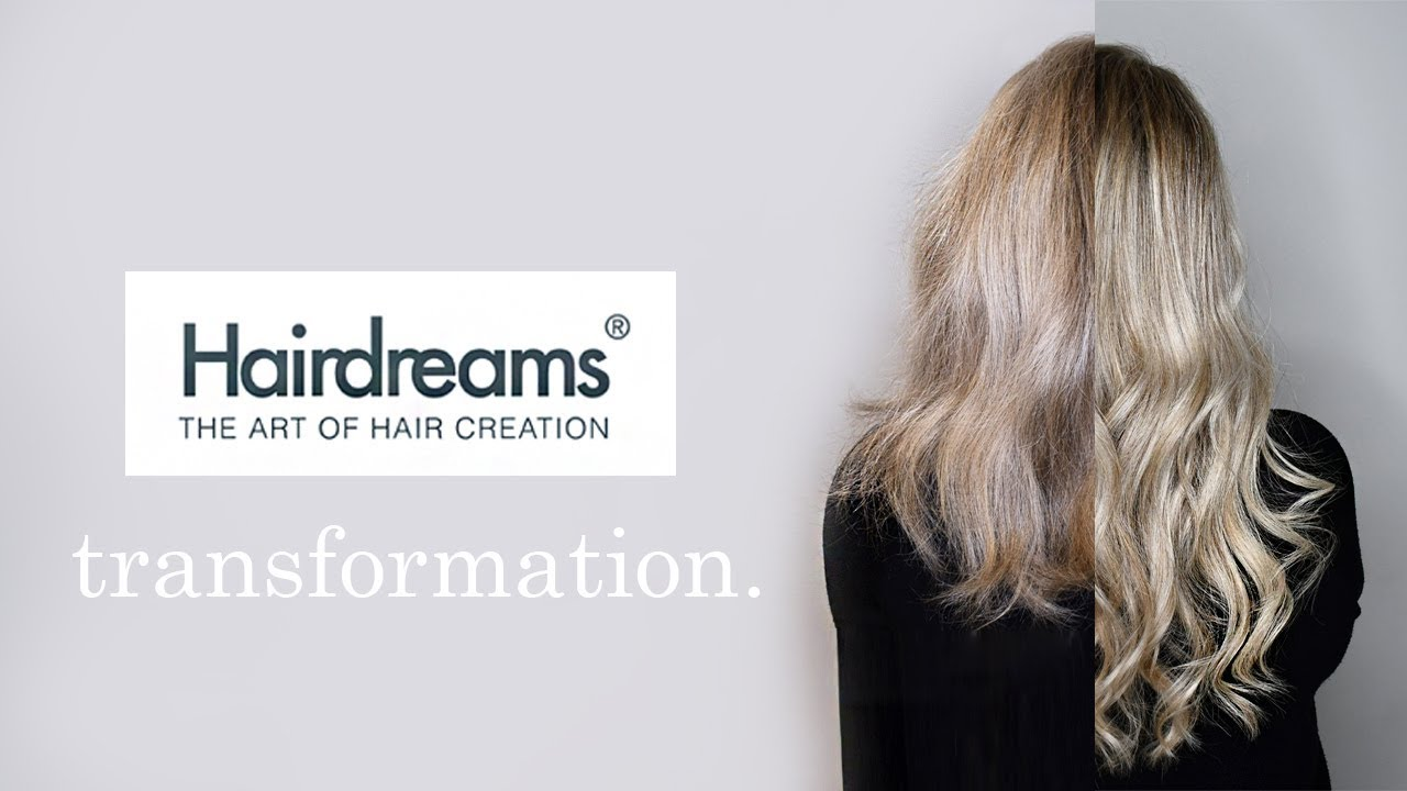 Hairdreams Extensions In Toronto A Hair Transformation Youtube