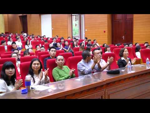 Buổi Chia Sẻ Đạo Đức Trong Kinh Doanh Tại Học Viện Ngân Hàng Hà Nội