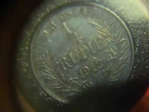 German East Africa Silver Coins