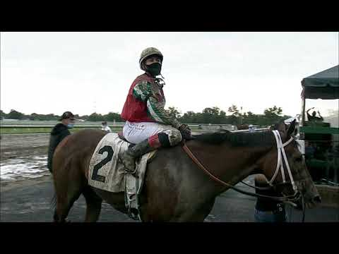 video thumbnail for MONMOUTH PARK 08-07-20 RACE 6