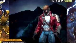 duelos con apuestas por twitch marvel batalla de superhroes