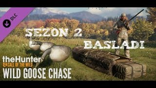 Kaz Sezonu Başladı | TheHunter: Call of the Wild | Sezon 2