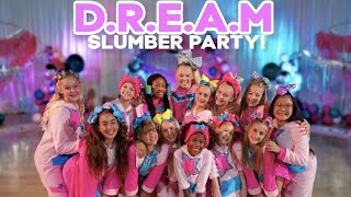 JoJo Siwa - D.R.E.A.M. *The Slumber Party* (Official Music Video)