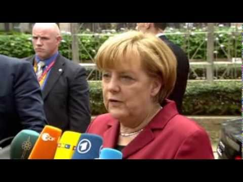 Merkel hits out at 'spying among friends'