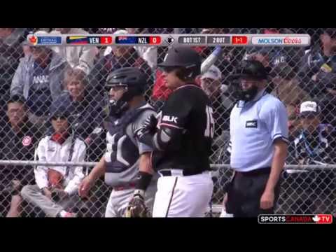 WBSC Venezuela vs New Zealand (7.11.17)