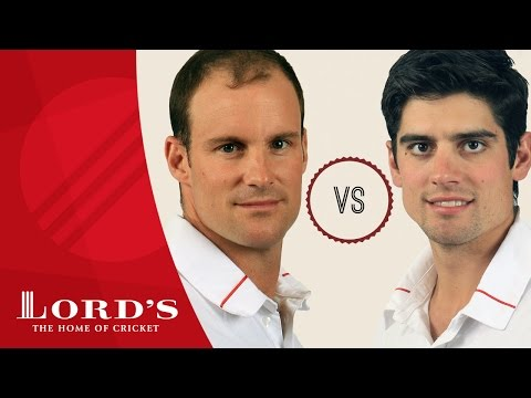Andrew Strauss vs Alastair Cook | Who's The Greatest?