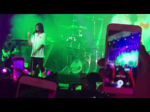 J. Cole Performs Kevin's Heart At JMBLYA