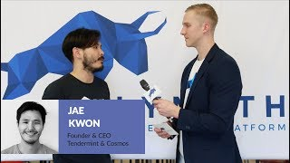 Jae Kwon on Cosmos, Tendermint, and Interoperability at EDCon 2018