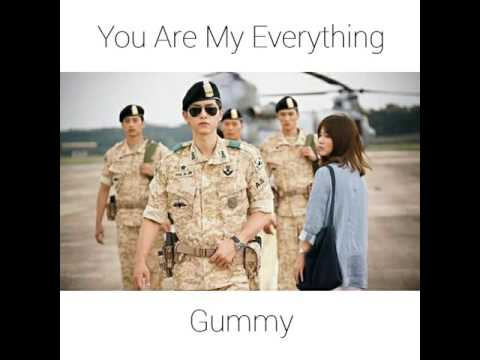 Descendants of The Sun OST:(Ringtone)You Are My Everything-Gummy