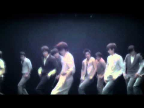 Super Junior - Shake It Up MV