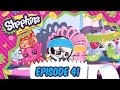 "Shopkins Cartoon - Episode 41 ""The Shopville Games"""