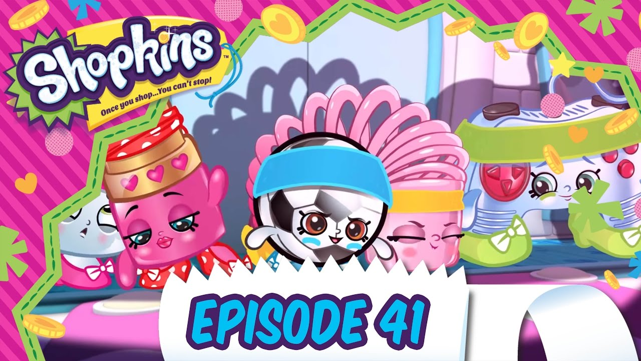 shopkins cartoon episode - photo #41