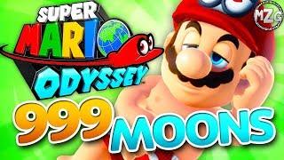 999 Moons! What Happens? - Super Mario Odyssey - Bonus Episode / Episode 40