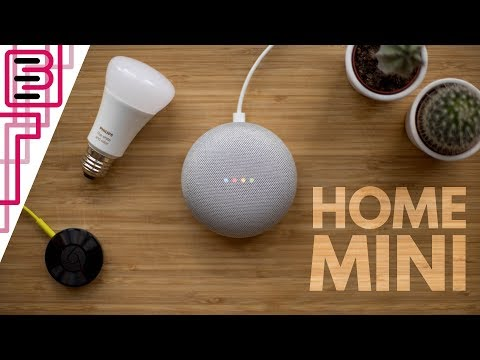 What the Google Home Mini can do in your Smart Home