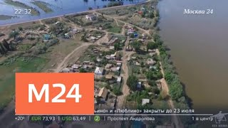 Смотреть видео Трое детей утонули в Астраханской области при опрокидывании лодки - Москва 24 онлайн