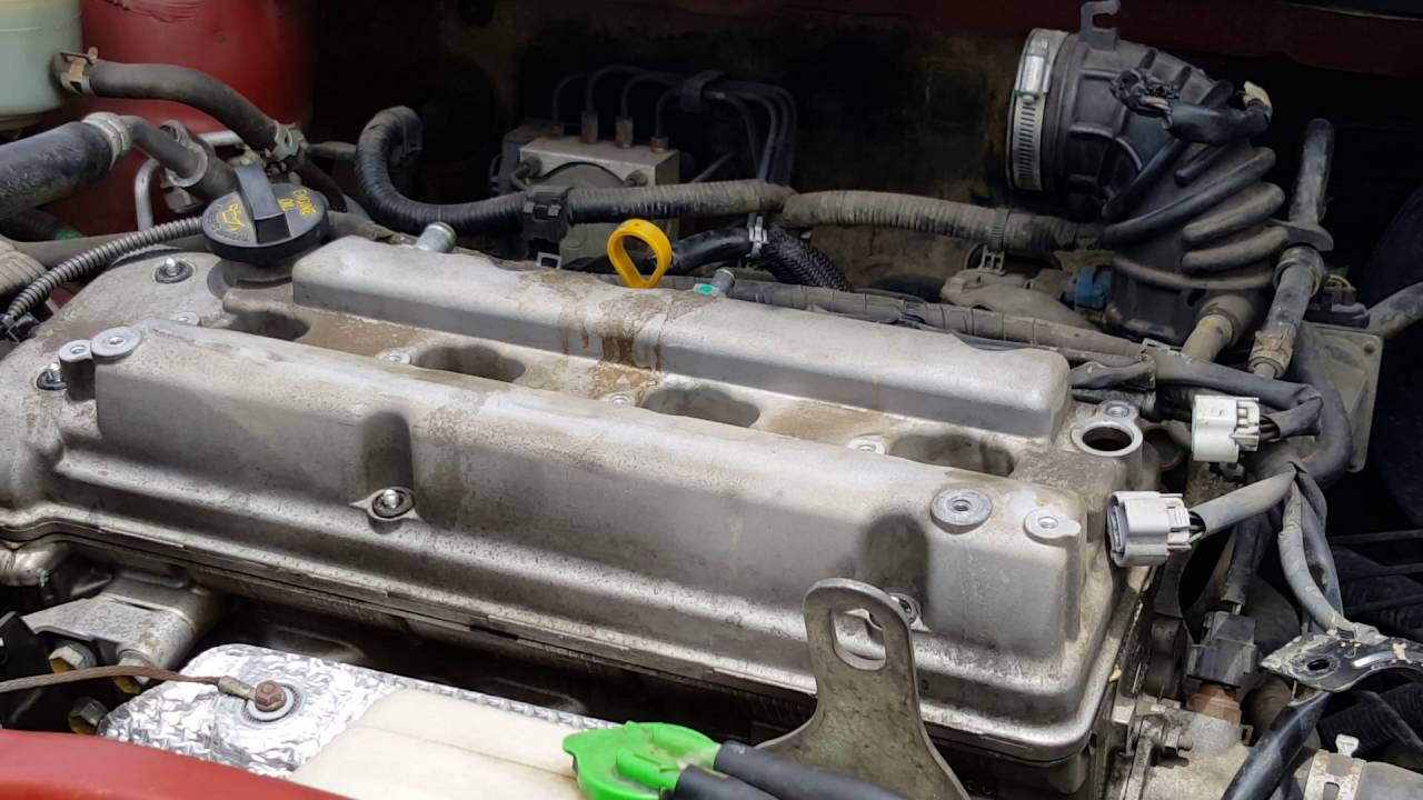 suzuki sx4 engine removal