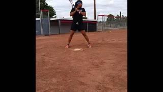 Sarah Fernandez Bel Air Softball