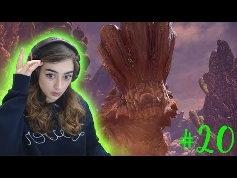 HIGHER RANK BARROTH! - Monster Hunter World Playthrough - Part 20