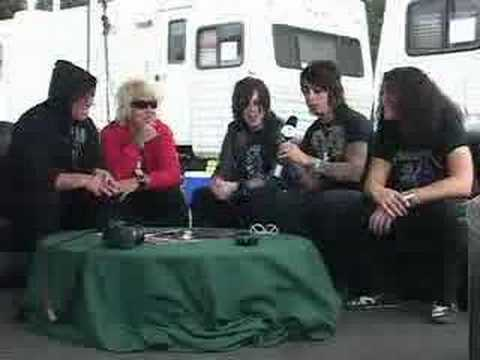 Escape The Fate Buzznet interview