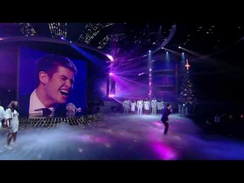 X Factor Winner 2009 - Joe McElderry -  The Climb