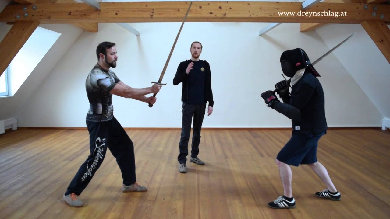 Learn Sword Fighting 1: Basic Attack - YouTube