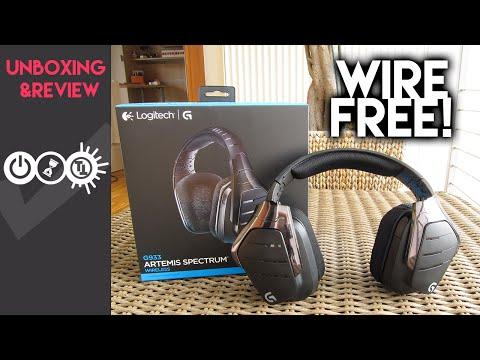 USB Receiver for Logitech Wireless Gaming Headset G930 REVIEW and