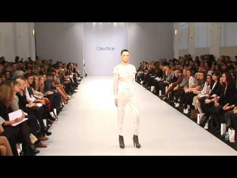 On|Off Interviews Olivia Rubin at London Fashion Week