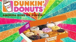 Dunkin Donuts [Обзор еды #57]