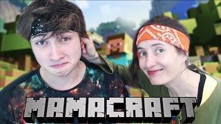 WIR sind ZURÜCK! Minecraft mit MAMA #06