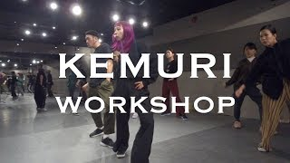 """KEMURI"" WORKSHOP 【million DANCE STUDIO TOKYO】⏩http://million.tok..."