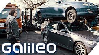 Diesel-Autos: Was passiert mit den ausrangierten Fahrzeugen? | Galileo | ProSieben